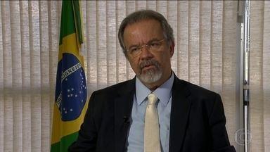 PF assumirá investigação do ataque a caravana de Lula se for comprovado crime político - Raul Jungman, ministro da Segurança Pública diz que o governo ajudará no que for possível para encontrar responsáveis pelo ataque a caravana do ex-presidente Lula.