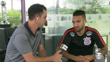 Clayson fala ao vivo no Globo Esporte - undefined