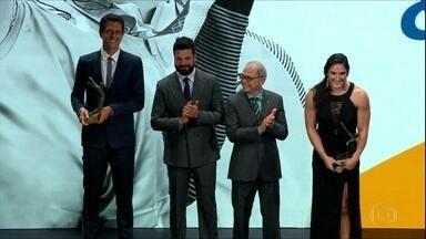 Confira quem são os vencedores do Prêmio Brasil Olímpico - Confira quem são os vencedores do Prêmio Brasil Olímpico