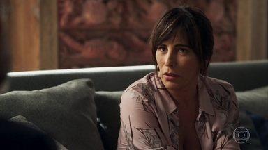 Beth exige que sua doação para Adriana seja mantida em segredo - Ela explica que não quer usar o drama da filha para reconquistar o amor dela