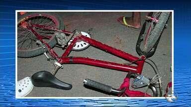 Acidente deixa adolescente de 12 anos morta na PE-160 - Caso ocorreu em Santa Cruz do Capibaribe.