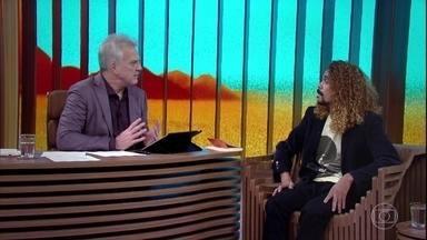 Geovani Martins fala sobre apoio da mãe para se tornar escritor - Ele também fala sobre influência da literatura em seu trabalho. Neide Valim fala sobre a criação dos filhos