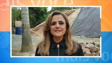 Marieta Severo manda recado para Juliano Cazarré - Atores contracenam na novela 'O Outro Lado do Paraíso' e trocam elogios