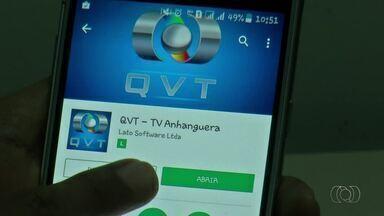 Saiba como enviar sugestões de reportagens pelo aplicativo QVT - Saiba como enviar sugestões de reportagens pelo aplicativo QVT