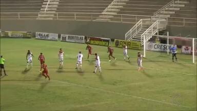 NAC vence Tupynambás no Módulo 2 do Mineiro - Com a vitória por 4 a 2, time escapou de vez do rebaixamento.