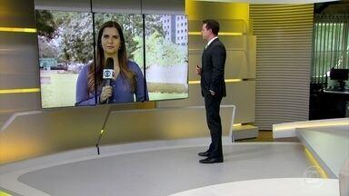 Polícia Federal espera depoimento da acionista do Grupo Libra, Ana Carolina Torrealba - Ela foi citada na operação Skala, que prendeu também amigos do presidente Michel Temer. Outros 2 acionistas da empresa, que estavam no exterior, prestaram depoimento ontem, em Brasília.