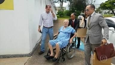 Juíza de Brasília vê irregularidades na transferência de Paulo Maluf para São Paulo - O deputado estadual, do partido Progressistas, está em prisão domiciliar em São Paulo, mas um laudo assinado por duas médicas-legistas afirma que ele teria condições de cumprir pena na prisão.
