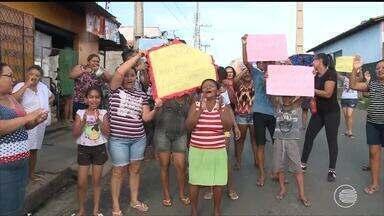Moradores da Zona Sul protestam contra mudanças após início da integração - Moradores da Zona Sul protestam contra mudanças após início da integração