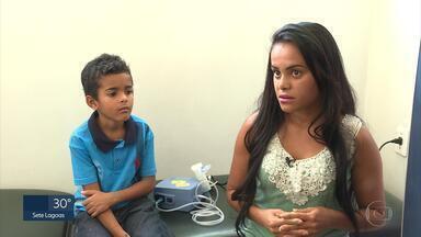 Falta de medicamentos coloca em risco a vida de pacientes em Belo Horizonte - Remédios deveriam ser distribuídos pelo SUS.