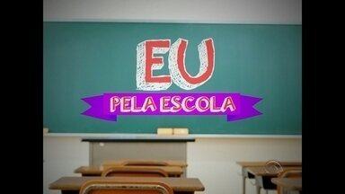 Série Eu pela escola estreia no Jornal do Almoço - Uma série com três reportagens sobre gente que luta e age pela escola pública.