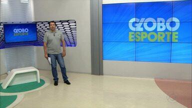 Confira na íntegra o Globo Esporte PB desta quarta-feira (04.04.18) - Kako Marques apresenta os principais destaques do esporte paraibano