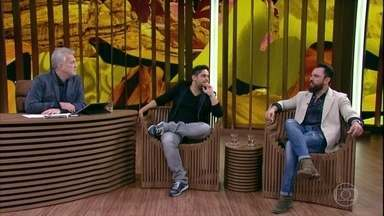Jorge e Mateus contam como se conheceram - Eles também relembram início da carreira em Goiânia