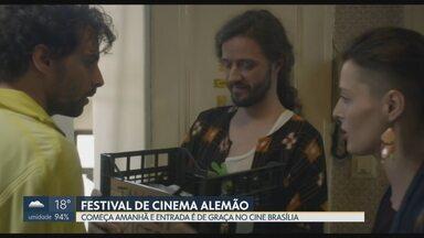 Começa o festival de cinema alemão em Brasília - São muitas as atrações para os amantes do cinema europeu.