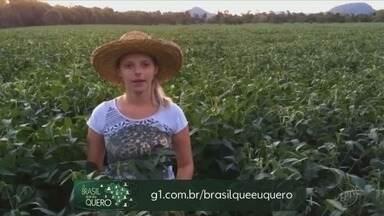 """Veja como gravar e enviar seu vídeo para o quadro """"Brasil que eu quero"""" - Veja como gravar e enviar seu vídeo para o quadro """"Brasil que eu quero"""""""
