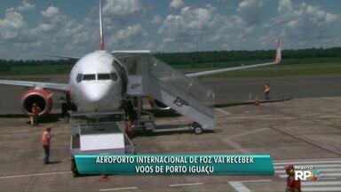 Aeroporto de Foz deverá receber mais de mil passageiros em um só dia - Excedente virá da Argentina.
