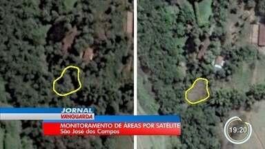 São José vai contar com ajuda de satélite para monitorar degradação ao meio ambiente - Saiba como funcionar.