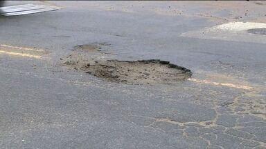 Prefeitura de Cachoeiro estipula R$ 5 milhões para contratar empresa de manutenção de ruas - Informação foi divulgada nesta semana.