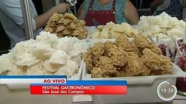 São José tem festival que une comida e cultura caipira - Festival começa nesta sexta em São José.