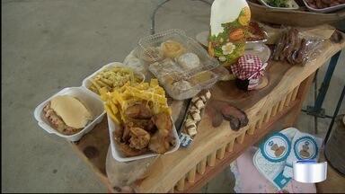 São José tem festival com comidas típicas da roça - Festival acontece no Parque da Cidade.