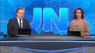 Jornal Nacional - Íntegra 07 Abril 2018 - As principais notícias do Brasil e do mundo, com apresentação de William Bonner e Renata Vasconcellos.