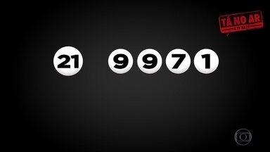 Telefone de Celebridade - Deus salve a quantidade de telefonemas que a ruivinha vai receber