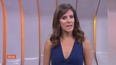 Hora 1 - Edição de quarta-feira, 11/04/2018 - Os assuntos mais importantes do Brasil e do mundo, com apresentação de Monalisa Perrone