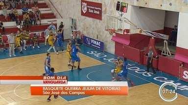 São José Basketball vira no 3º quarto, bate Macaé e se reabilita na Liga Ouro - Joseenses voltam a vencer após duas derrotas consecutivas na divisão de acesso ao NBB