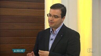 Médico tira dúvidas sobre sintomas e tratamento de doenças na vesícula, no BDG Responde - Maxley Alves responde aos questionamentos enviados pelos canais de comunicação da TV Anhanguera.
