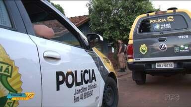 Polícia faz operação contra o tráfico de drogas em Paranacity - Dezessete pessoas foram presas e um adolescente apreendido