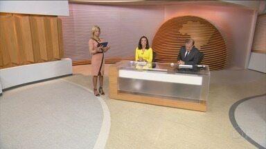 Bom Dia Brasil - Íntegra 11 Abril 2018 - O telejornal, com apresentação de Chico Pinheiro e Ana Paula Araújo, exibe as primeiras notícias do dia no Brasil e no mundo e repercute os fatos mais relevantes.
