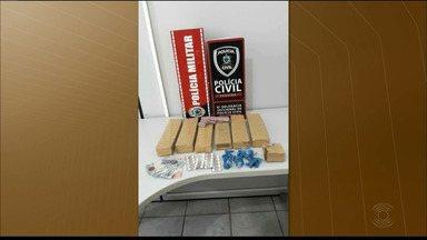 Adolescentes são apreendidas após Polícia Militar encontrar droga em residência na Paraíba - Droga estava dentro da geladeira na residência e embaixo da cama.