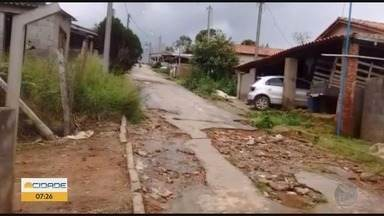 Você no BDC: Moradores de Itapeva enfrentam problemas em asfalto de ruas - Você no BDC: Moradores de Itapeva enfrentam problemas em asfalto de ruas