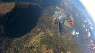Projeto Itaimbezinho – Salto De Wingsuit Do Cânion Itaimbezinho