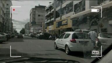 Estacionamento rotativo de Linhares ainda não tem data para começar a operar - Enquanto isso, motoristas precisam ter paciência para encontrar vagas de estacionamento.