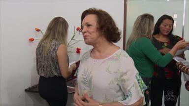 Fátima Pelaes lança pré-candidatura ao Senado Federal pelo MDB no Amapá - Anúncio foi feito nesta sexta-feira (13), na Fundação Ulysses Guimarães em Macapá. Fátima atuou por dois anos como secretária de Políticas para Mulheres, vinculada ao Ministério da Justiça.
