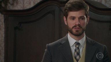 Camilo mente para Julieta e diz que não tem mais nada com Jane - O rapaz se surpreende com a decisão de Julieta de mandá-lo para a Europa e tenta convencê-la a voltar atrás