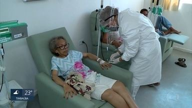 Hospital de Câncer de Pernambuco solicita ajuda para atendimento de pacientes - Unidade de saúde é mantida por verba do SUS, pelo governo do Estado, mas também precisa de doações.