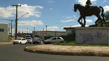 Rotatórias entram em debate no trânsito de Guarapuava - Para alguns motoristas, algumas rótulas na cidade são perigosas