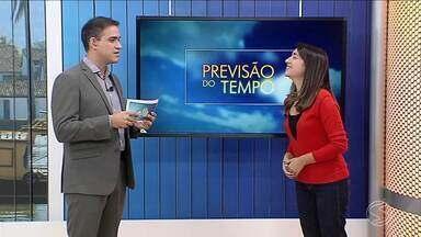 Frente fria deve atingir Sul do Rio no fim de semana - Domingo deve ser de termômetros mais baixos na região.