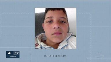 SP2 - Edição de sábado, 14/4/2017 - Um triste despedida: foi enterrado em Barueri, o corpo do menino Ricardo Cleto, de 10 anos, ele estava na van atingida por um caminhão desgovernado. E mais as notícias do dia.