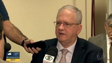 Governo do Estado anuncia o novo secretário da saúde - Marco Antônio Zago assume a pasta no lugar de David Uip. Novo secretário é médico e ex-presidente do CNPQ