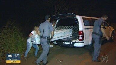 Menor suspeito de roubo morre em troca de tiros com a PM em Barrinha, SP - Outros quatro fugiram levando R$ 500 e uma bicicleta.