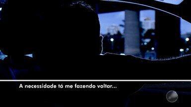 Cresce o número de assaltos a taxistas e motoristas de aplicativos em Salvador - No primeiro trimestre deste ano foram registradas 108 ocorrências, uma média de nove casos por semana.