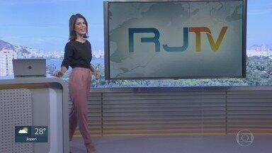 RJ1 - Íntegra 17 Abril 2018 - O telejornal, apresentado por Mariana Gross, exibe as principais notícias do Rio, com prestação de serviço e previsão do tempo.