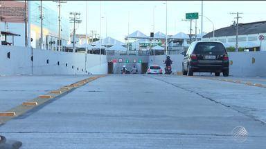 Confira as alterações no trânsito para a micareta de Feira de Santana - Alguns motoristas foram pegos de surpresa por conta das mudanças.
