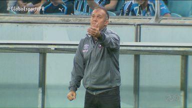 Com o novo técnico de olho, Coritiba enfrenta o Atlético-GO - Jogo da segunda rodada da Série B terá a presença de Eduardo Baptista, o novo comandante do Coxa