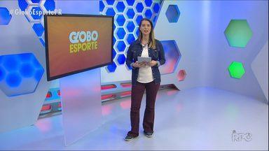 Confira a íntegra do Globo Esporte desta terça-feira, dia 17/04/2018 - Veja as notícias de Atlético-PR, Coritiba, Londrina e Paraná Clube