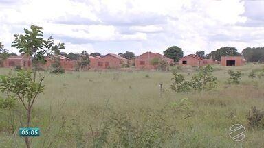 Incra notifica moradores de lotes para Reforma Agrária a deixarem área em MS - As terras destinadas à Reforma Agrária foram transformadas em loteamento clandestino em Nova Alvorada do Sul.