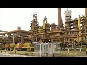 Usiminas reativa alto forno 1 em Ipatinga - Alto forno 1 havia sido desativado por falta de demanda por aço no país.