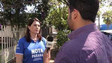 Programa Nota Paraná faz aumentar os pedido de notas fiscais no estado - A arrecadação do Governo aumento 14%.